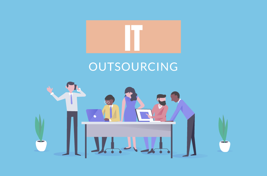 toronto it outsourcing company